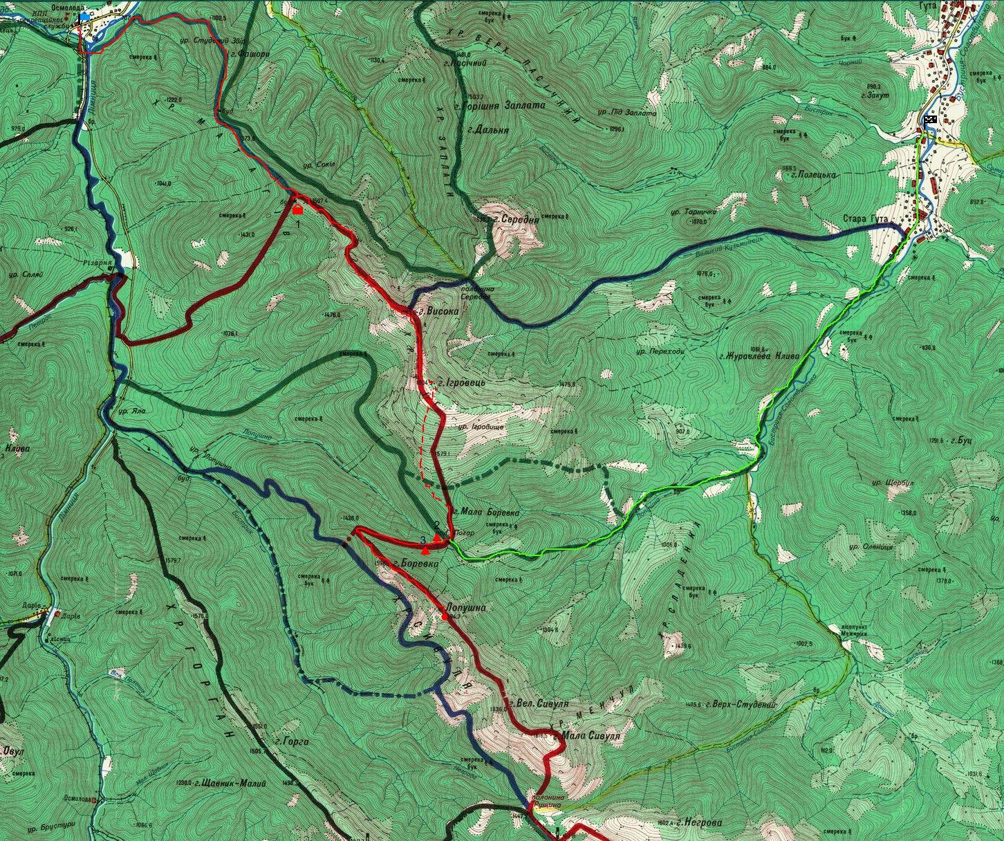 брать маршрут на 3 дня карпаты комплектные трансформаторные