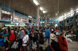 Терминал внутренних перелетов в Катманду