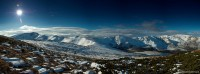 Панорама Черногоры